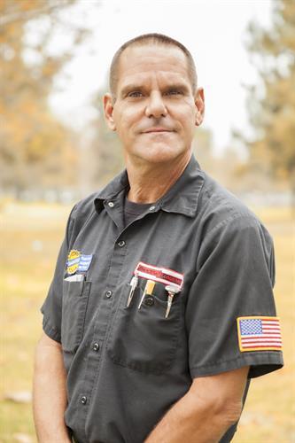 Steve S, Service & Repair Tech