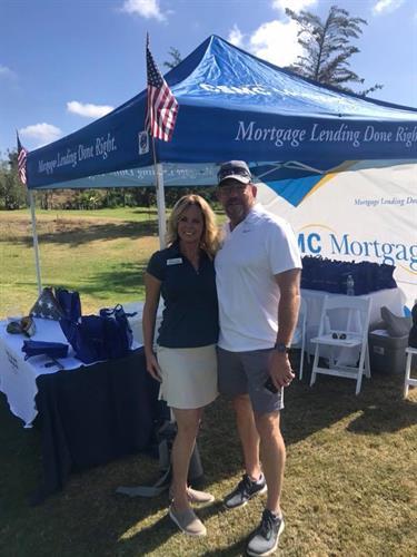 Marine Corp Golf Sponsor