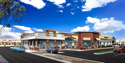 New Construction - Restaurants & Retail Centers