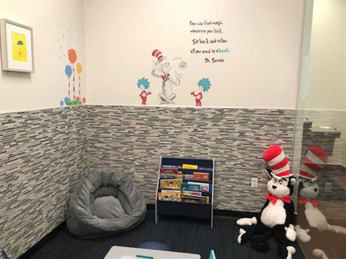 We have a great kids room