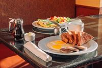 Breakfast served daily from 8 am to 3 pm