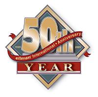 50th Anniversary of Ellman® International Logo