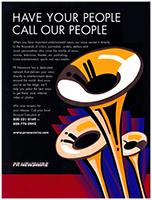 PR Newswire® announcement Ad