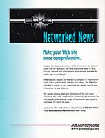 PR Newswire® Networked News Ad