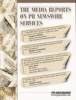 PR Newswire® Media Reports Services Ad