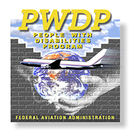 PWDP Logo, for the FAA