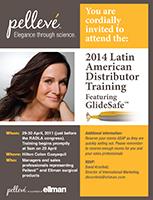 Pelleve® Invitation for Ellma®n International