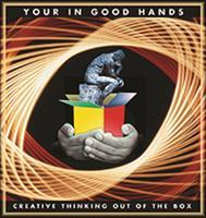 "Dijan Design, LLC ""Your In Good Hands"", self promotion"