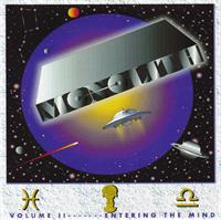 CD Cover fora band called Monolith