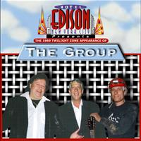 CD Cover for a band called The Group