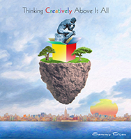 """Dijan Design, LLC """"Thinking Creatively Above It All"""", self promotion"""