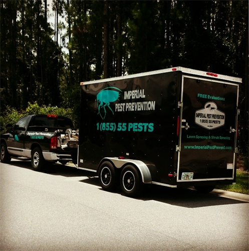 Lawn Spraying in Port orange, Fl.