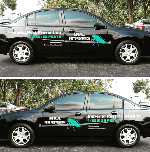 Pest Control | Termite Inspection vehicle