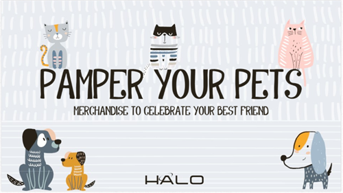 Pamper Your Pets program for Remote Employees