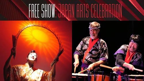 Artcore presents: Japan Arts Celebration: Kuniko Yamamoto + Toni & Lance