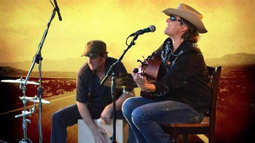 Artcore presents: Inda Eaton: Authentic Adventures: Acoustic Highway