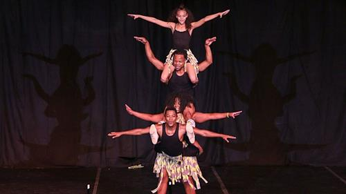 Artcore presents: Kenya Safari Acrobats