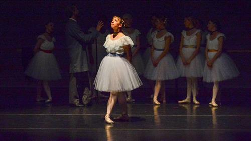 Artcore presents: Ballet Ariel's Ballerinas by Degas
