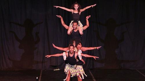 Artcore presents: Kenya Safari Acrobats