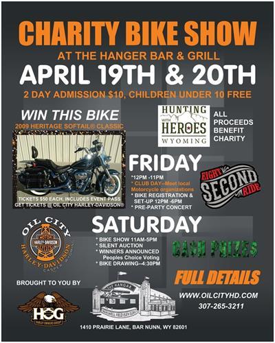 Charity Bike Show