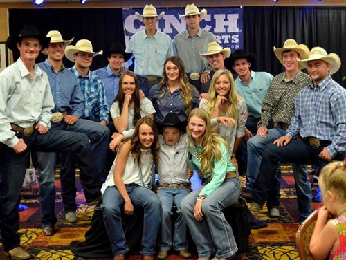 Cinch Style Show