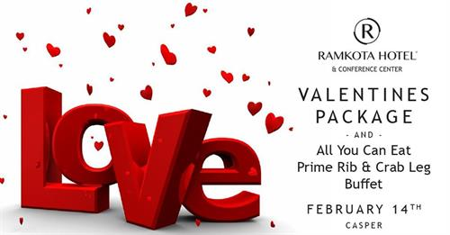 Valentines Day Special at the Ramkota