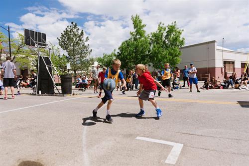 Oil City Street Slam 3×3 Basketball Tournament