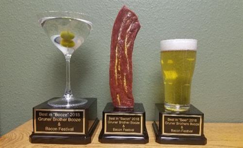 Booze & Bacon Festival