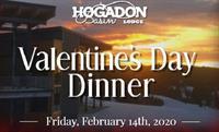 Valentine's Dinner at Hogadon Lodge
