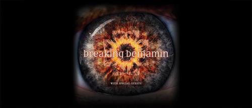 Breaking Benjamin with Asking Alexandria, Underoath & Diamante