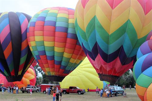 Casper Balloon Round up - Sponsored by RE/MAX The Group
