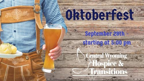 Oktoberfest for CWHP