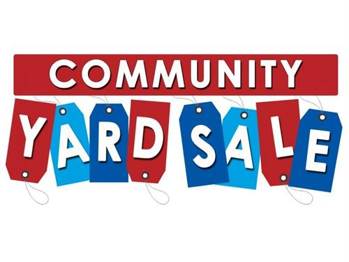 Bar Nunn Day (Community Yard Sale)