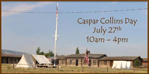 Caspar Collins Day