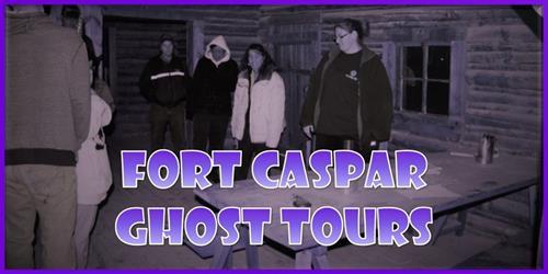 Ghost Tours at Fort Caspar