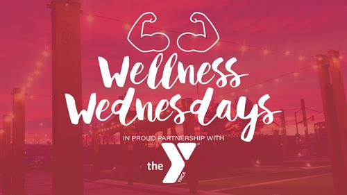 Wellness Wednesday Afternoon Class at David Street Station in Partnership with the YMCA
