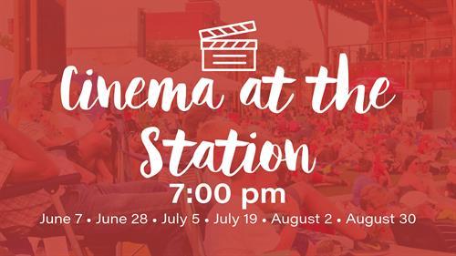 Cinema at David Street Station