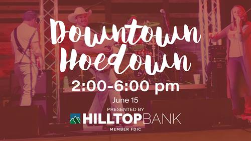 Downtown Hoedown at David Street Station Presented by Hilltop Bank