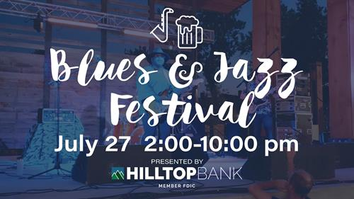 Blues & Jazz Festival at David Street Station Presented by Hilltop Bank