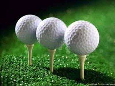 Elks Golf Tournament