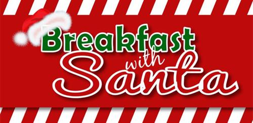 Sunday Breakfast with Santa at the Elks