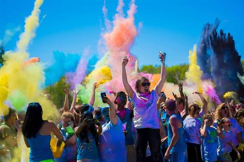 2019 Miles For Gold Color Dash