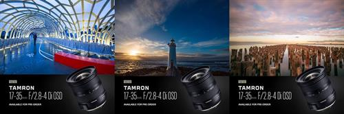 Holiday Sale with Tamron Lenses