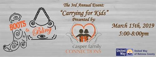 CFC Carrying For Kids Fundraiser