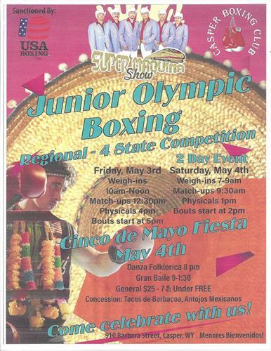 Cinco de Mayo Boxing Festival