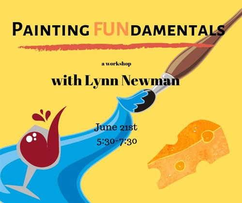 Painting FUNdamentals with Lynn Newman