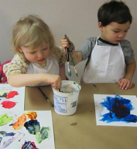 Preschool Picassos