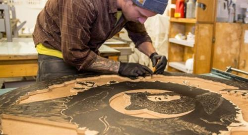 Outside the Lines: Art Program for Veterans & Servicemembers