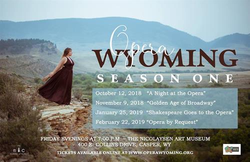 "Opera Wyoming Presents: ""Shakespeare Goes to the Opera"""