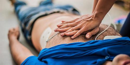Healthcare Provider CPR AED